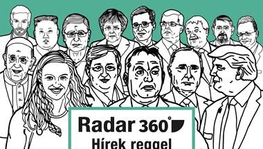 Radar360: Történelmi NASA-siker, méltóságteljes Fradi-vereség