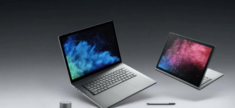 Kifundált valamit a Microsoft, hogy könnyebb legyen képernyőt cserélni