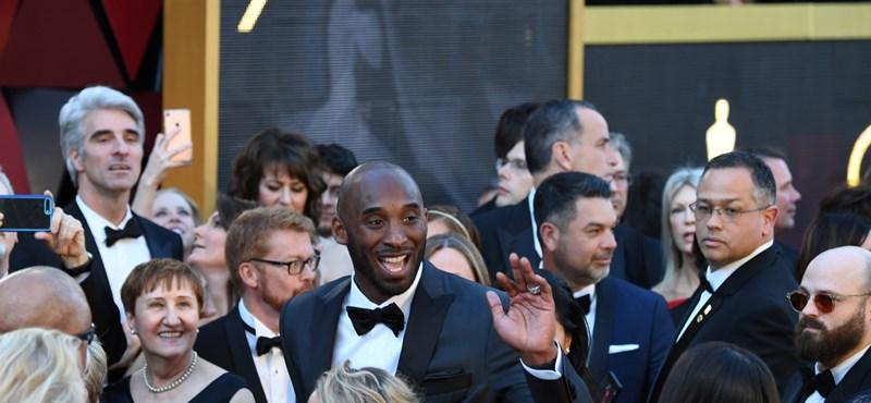 Kobe Bryant nem érdemelt Oscar-díjat