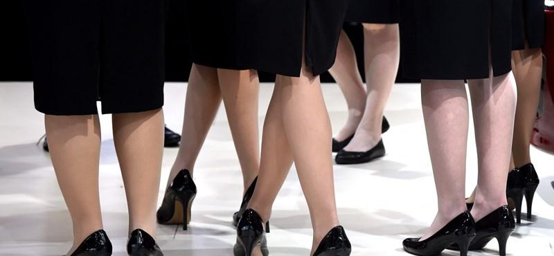 A kormányt nem, de a szakszervezeteket zavarja a nemek közti bérszakadék