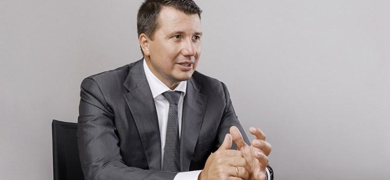 Mészáros Lőrinchez igazolt az OTP volt vezérigazgató-helyettese