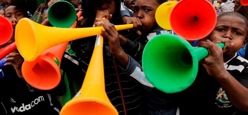 Vuvuzela használati utasítás