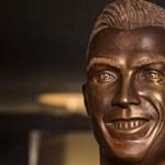 Ismét készült egy parádés Cristiano Ronaldo szobor