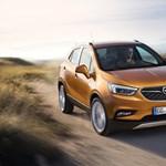 Kapott egy X-et a frissített Opel Mokka