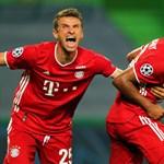 A Bayern München is bejutott a Bajnokok Ligája döntőjébe