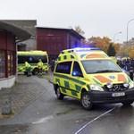 Kardos ámokfutó támadt egy svéd iskolára - három halott