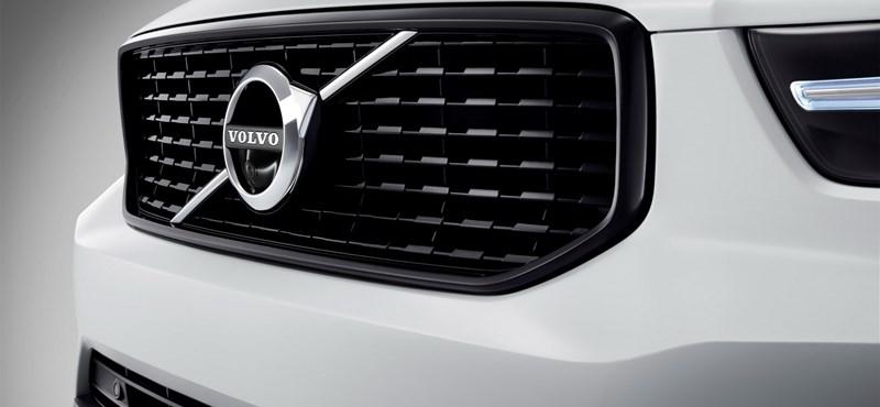 Hivatalos: ez lesz a Volvo második elektromos autója