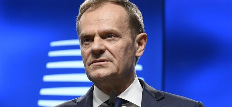 Tusk: Van a pokolban egy hely a Brexit hirdetőinek