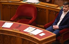 Jakab Péter újra elfoglalta Orbán parlamenti székét - videó