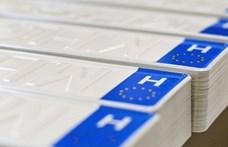 Változnak a magyarországi rendszámok, több újdonság is jön