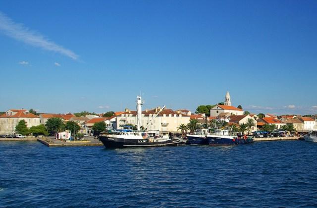 Horvátország tengerpart - Biograd na Moru