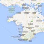 Krím – megrongált áramvezetékek