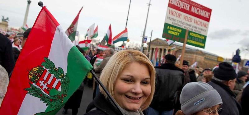 """Jobbik: """"nem hallgatták meg a Békemenet legfőbb üzenetét"""""""