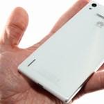 Elképesztő adatokat publikált a Huawei