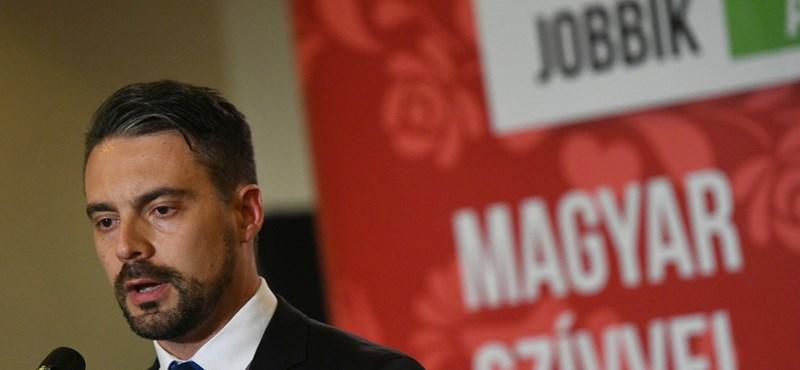 Vona Gábor nem lesz többé a Jobbik elnöke és nem veszi át mandátumát