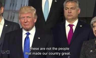 Trump a jelek szerint még mindig nem gratulált Orbánnak az újraválasztásához