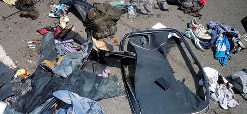 Videóra vették a burgaszi buszrobbantást
