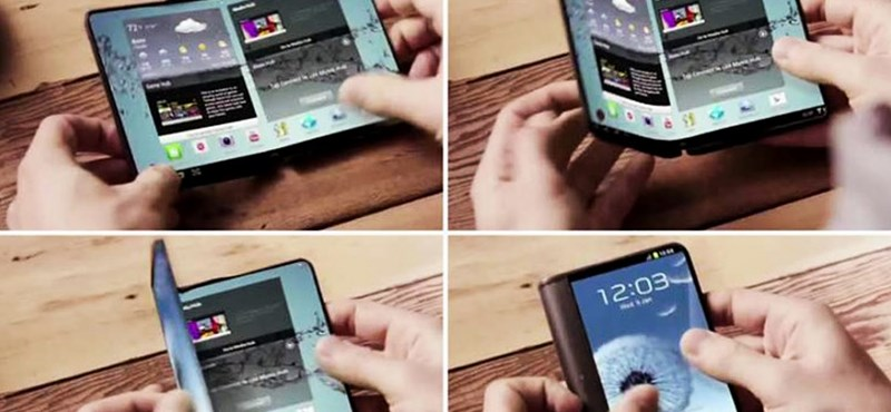 Lehet, hogy másként fogják hívni a Samsung összehajtható telefonját, de jó oka van
