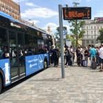 Reptéri busz: adnánk pár tippet a BKK-nak