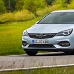Megfelelési kényszer – vezettük a friss Opel Astrát