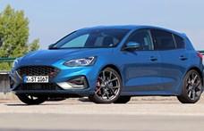 Hazánkba érkezett a 280 lóerős új Ford Focus ST