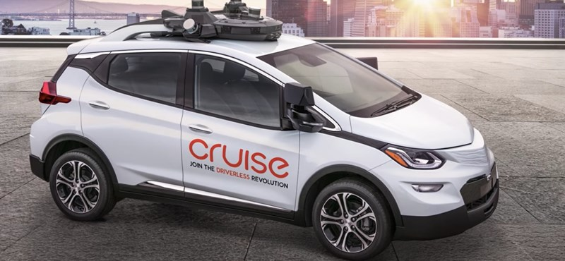Így néz ki a jövő autója, amit soha nem fogunk vezetni