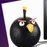 Mérges karácsonyi ajándék - Angry Birds iPad dokkoló