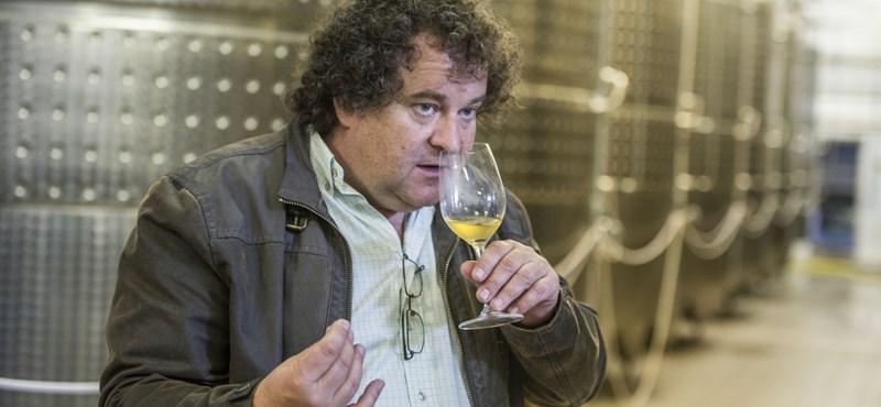 Legendás tokaji borász lett a Borászok borásza idén