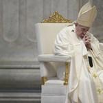 Ferenc pápa: Legalább a járvány alatt ne öljük egymást!