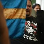 Gárdisták, fehér sziget: keményen visszanyúltak a jobbikos gyökerekhez Ásotthalmon