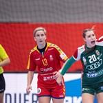 Kézilabda-Eb: Magyarország két góllal legyőzte Romániát