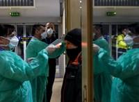 Debreceni repülőtér: rossz volt az egyik lázmérőjük, de mindenkit megvizsgáltak egy másikkal is