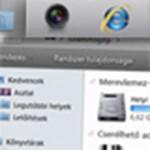 Így csinálhat OS X Snow Leopardot a Windows 7-ből, néhány kattintással!