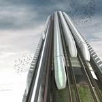 A függőleges pályaudvaroktól a reptértornyokig – épületek a jövőből II.