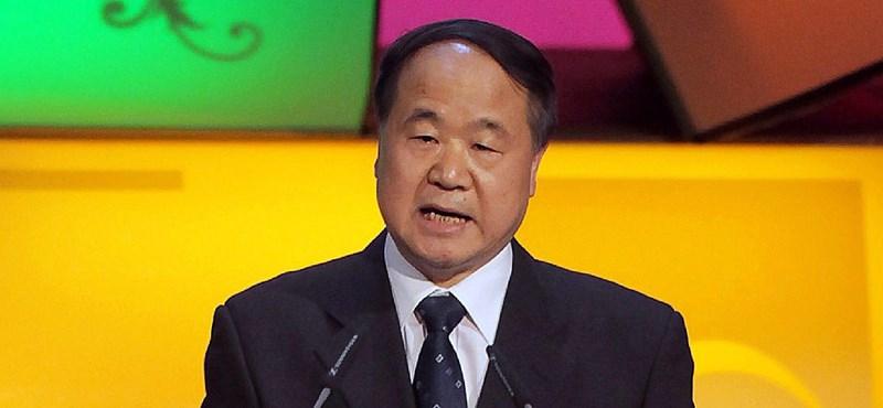 A kínai Mo Jen kapta az irodalmi Nobel-díjat