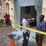 Lezárult a rendőrségi akció Nairobiban, a terroristákat lelőtték