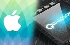 Csatát nyert a Qualcomm: zsebbe kell nyúlnia az Apple-nek