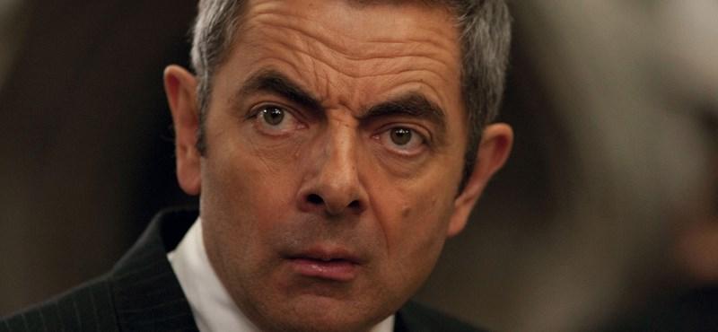 Mindeközben Mr. Bean megérkezett Budapestre