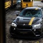 Lassan már csak egy 1000 lóerő környéki BMW X6 számít komolynak?