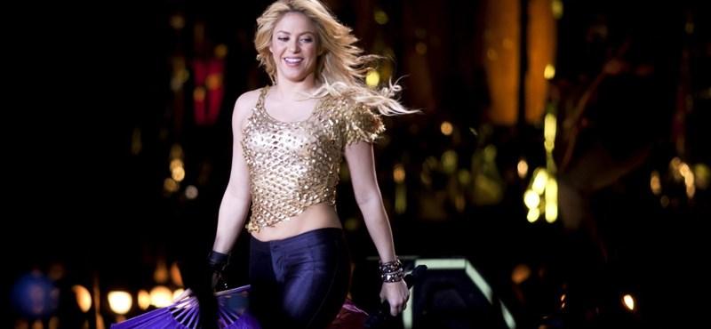 Shakira mégsem plagizálta egyik híres számát