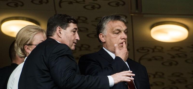Itt az év végi hajrá, Mészáros Lőrinc cége még gyorsan nyert 2,5 milliárdot