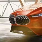 Hivatalos fotón az új 8-as BMW