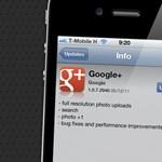 Frissült a Google+ alkalmazás iOS alatt