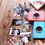 A fotógép, ami rögtön kinyomtatja a képet: újra divatba jönnek a Polaroidok