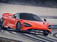 Az ígértnél is jobban gyorsul 0-ról 200-ra az új McLaren