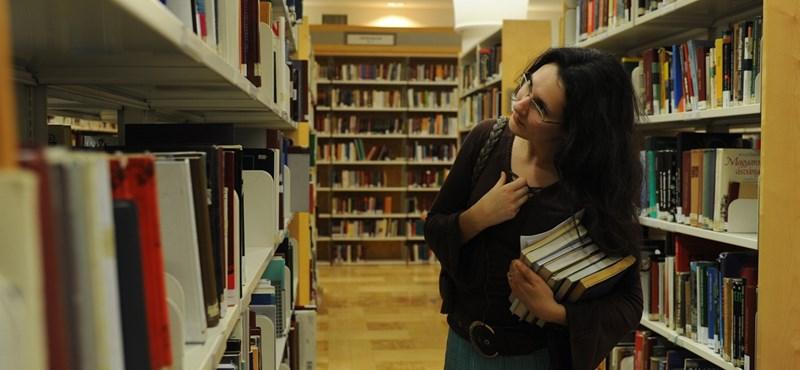 Így áll a szavazás: jelenleg ez az ország legszebb könyvtára