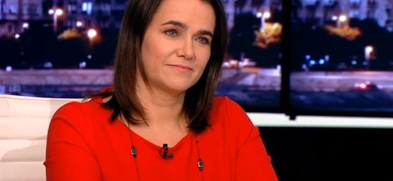 Novák Katalin szerint az amerikaiak odáig vannak a magyar családpolitikáért
