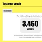 Mérje fel angol szókincsét online, mindössze pár perc alatt!