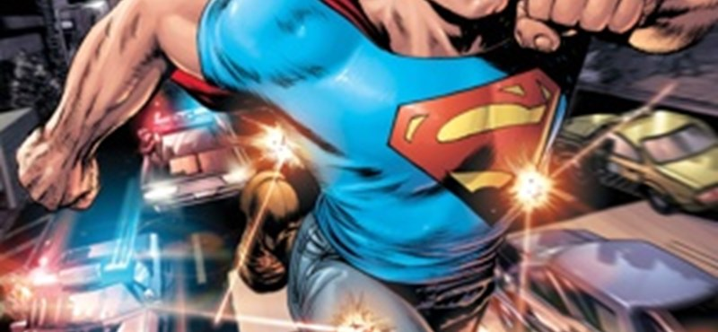 Lekerül a piros bugyi Supermanről