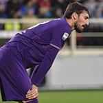 31 évesen meghalt az olasz válogatott focista, Davide Astori